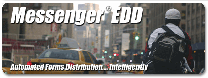 Messenger EDD - Automates reports distribution