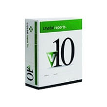 Crystal Reports v10 Professional
