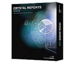 Crystal Reports 2008