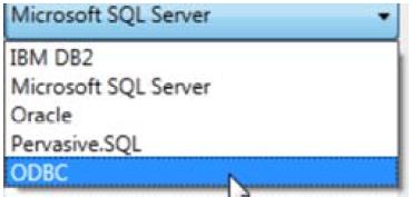 InfoExplorer ODBC driver access