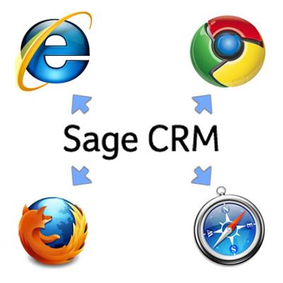 Sage CRM v7.1 SP2 Cross Browser Compatibility