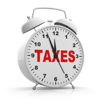 Important deadlines and tax information for 2011/2012