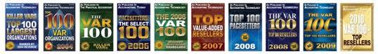 Top 100 VAR