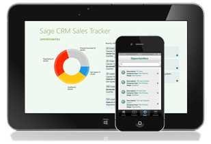 Sage CRM 7.2 Mobile Apps