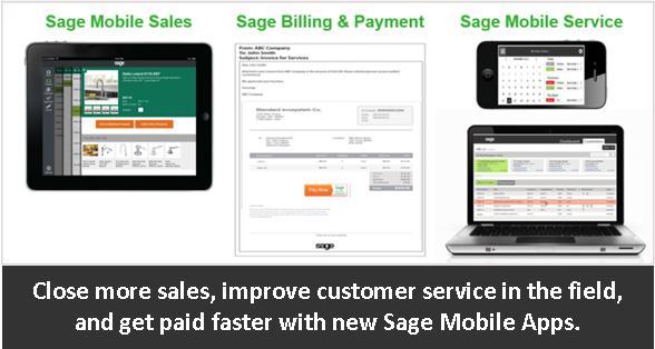 Sage Mobile Apps