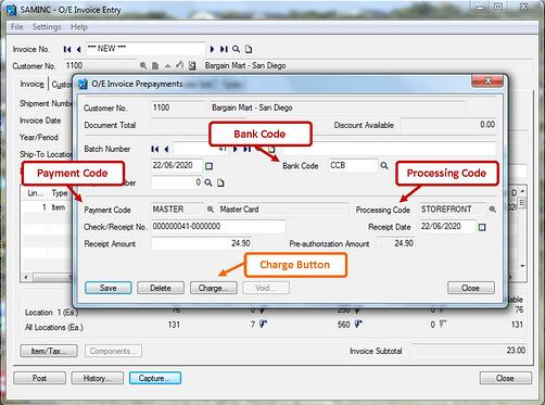 How to Process Credit Card Payments in Sage 300 ERP