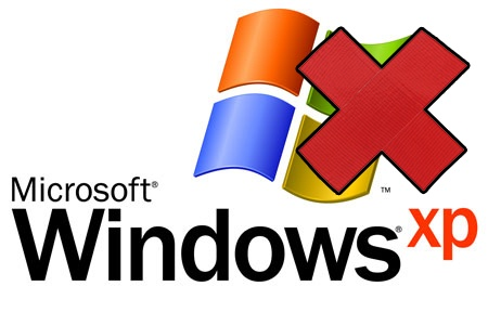 windows xp no longer supported april 2014