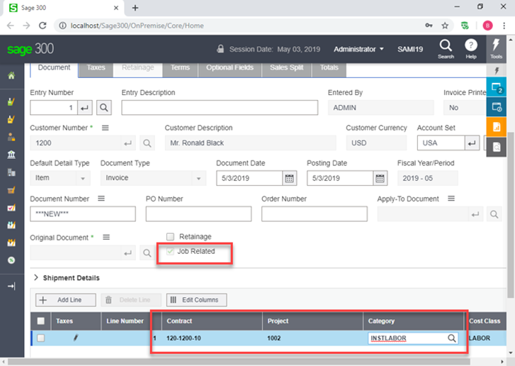 Sage 300 2019 Product Update