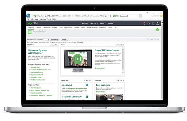 Sage CRM 2021 Whats New
