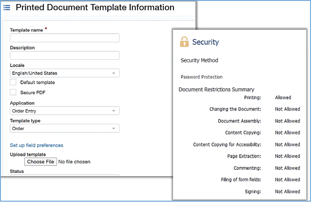 Sage Intacct 2021 Release 3 Security Enhancement