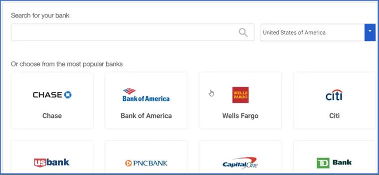 Sage Intacct Bank Feeds Cash Management