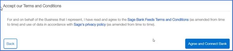 Sage Intacct Bank Feeds Bank Reconciliation