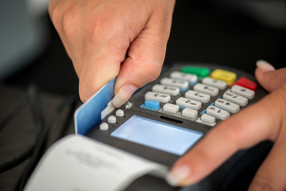 Sage 300 credit card payments