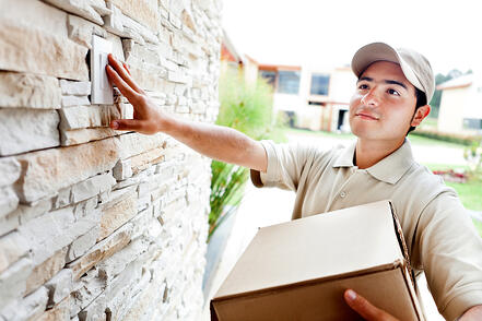 sage 300 shipment notification tracking number