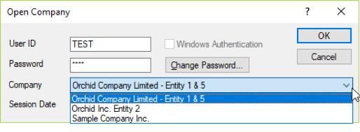 Sage 300 Security Compliance