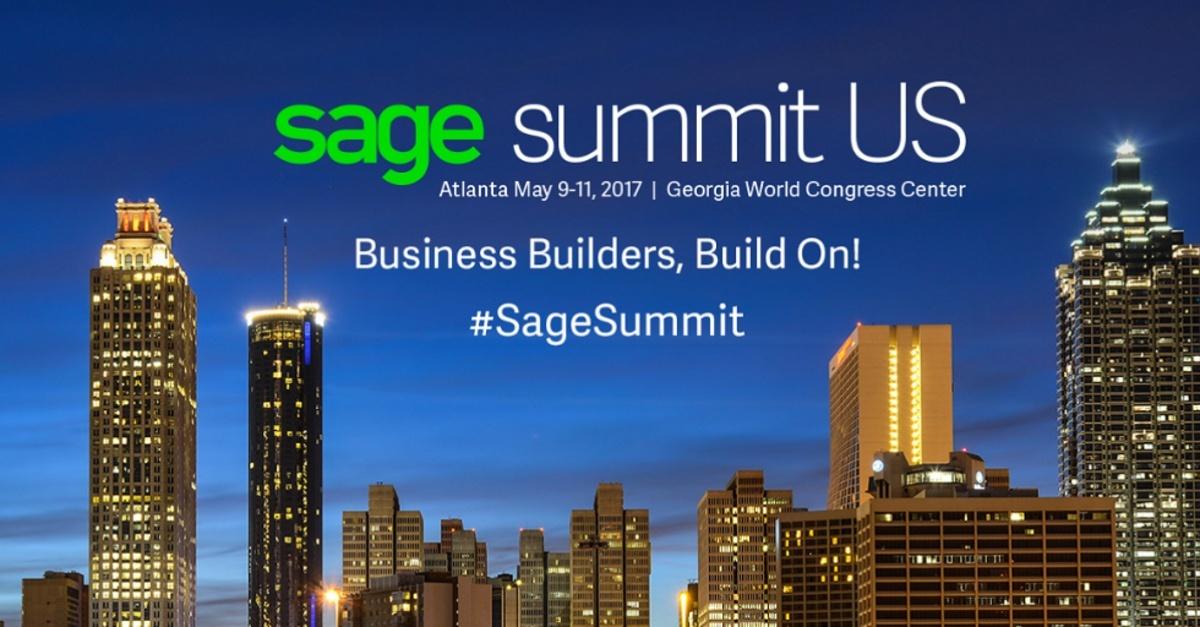 Sage Summit 2017