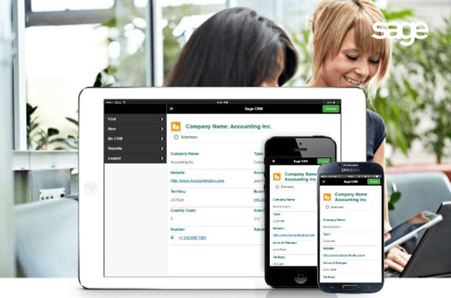 Sage CRM - Why mobility matters with CRM
