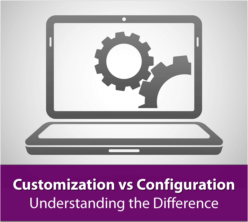 Sage 300 Customize vs. Configure
