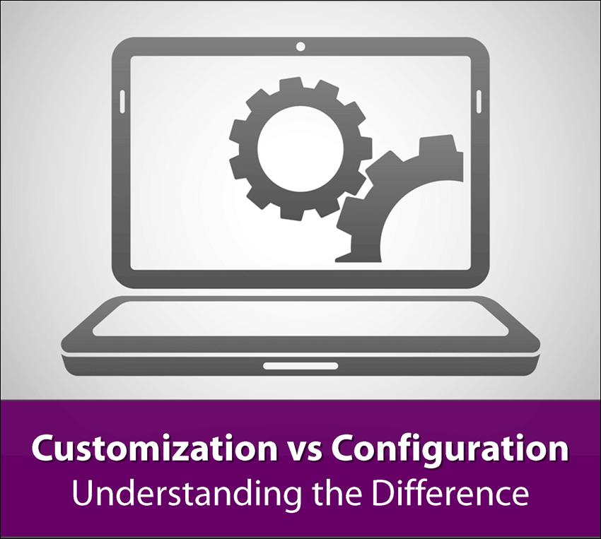 Sage 300 Customize vs. Configure