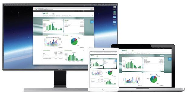 Sage 300 Options - Hosted Online or On-Premise