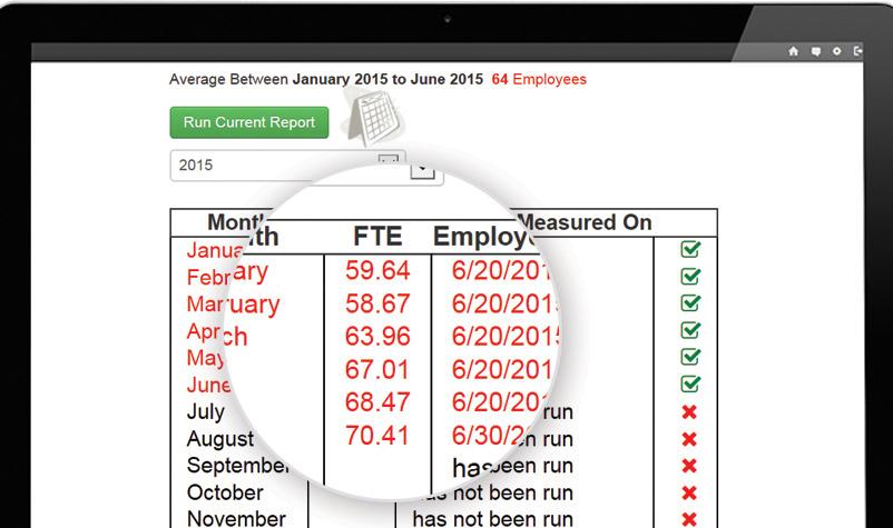 Sage HRMS ACA Compliance