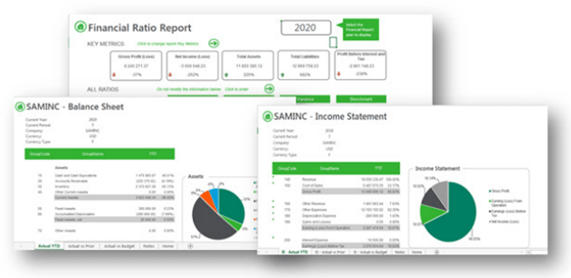 Sage Intelligence Reporting New Features